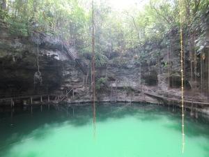 Cenote Xcanche
