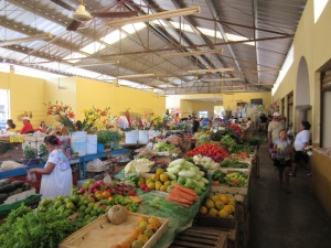 Market in Valladolid