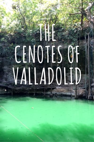 Cenotes of Valladolid