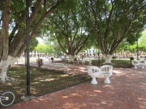 Valladolid's public square