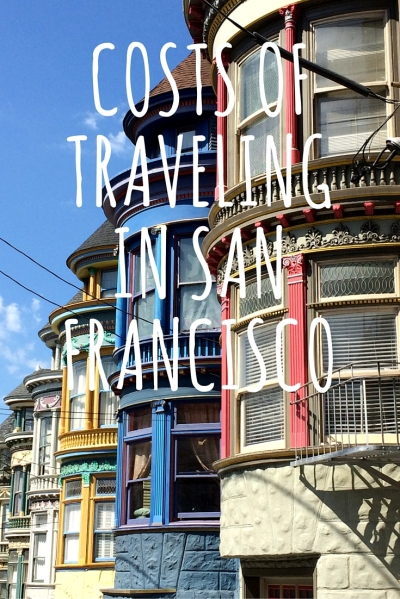 Costs of Travel in San Francisco
