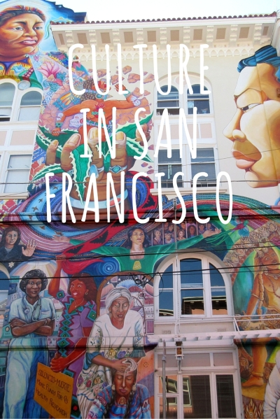 Culture in San Francisco