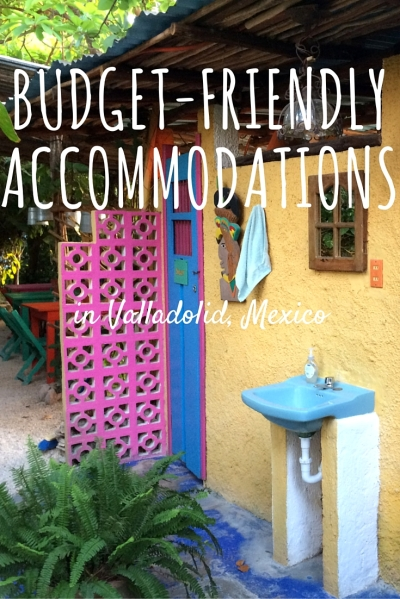 Budget Accommodations Valladolid