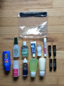 My Liquids Toiletry Bag